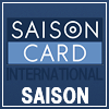 セゾンカード(SAISON)